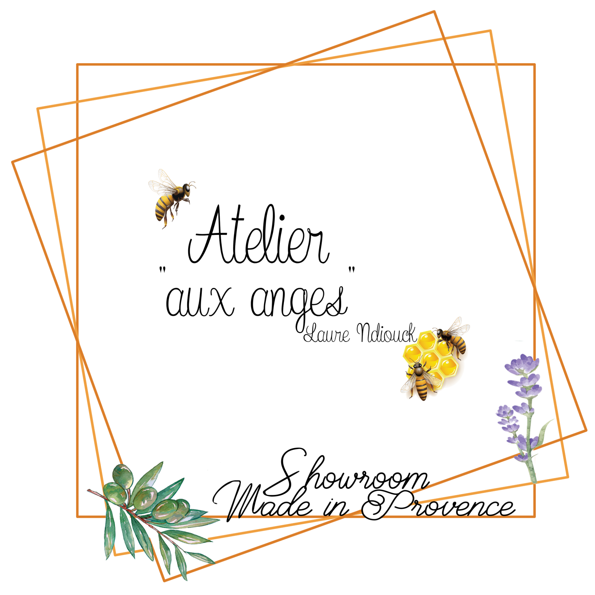 atelier aux anges showroom made in provence