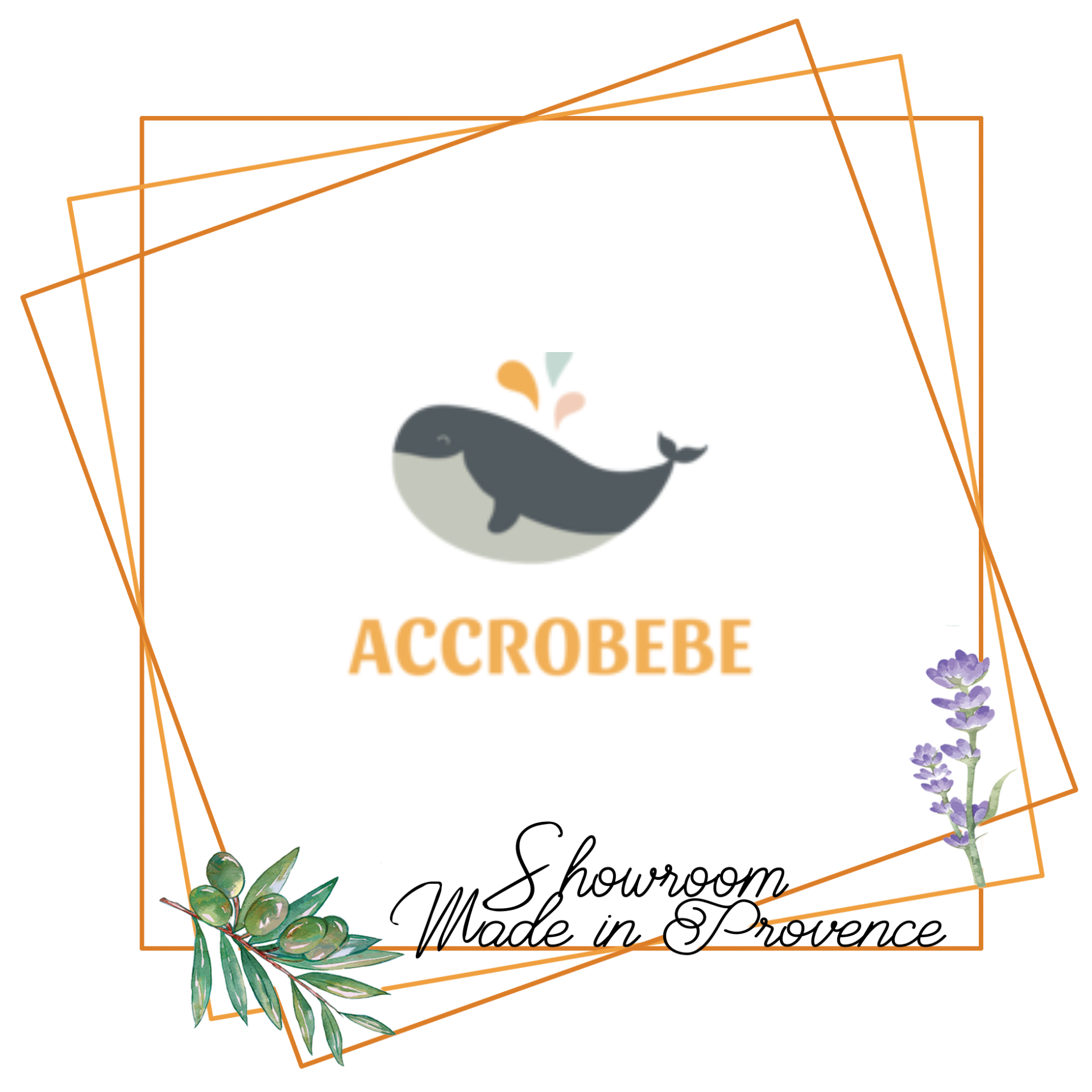 accrobébé showroom made in provence